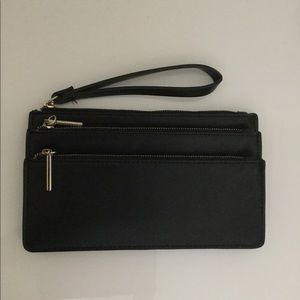 Small black clutch from UO